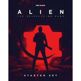 Alien RPG: Starter Set (Release August 2020)