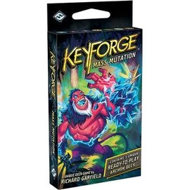 Keyforge Mass Mutation Archon Deck