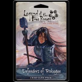 Fantasy Flight Games Legends of the Five Rings: Defenders of Rokugan Clan Pack