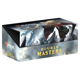 Double Masters Booster Box (8/7/2020)