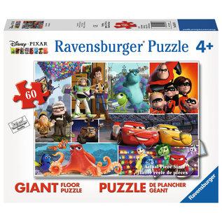 Disney Pixar Friends Floor Puzzle