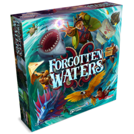 Forgotten Waters: A Crossroads