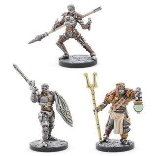 Collector's Series Warforged