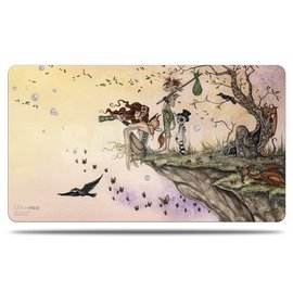Amy Brown Wind Takes You Playmat