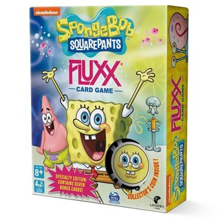 Sponge Bob Fluxx Special Edition