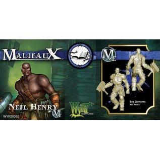 Malifaux Neil Henry