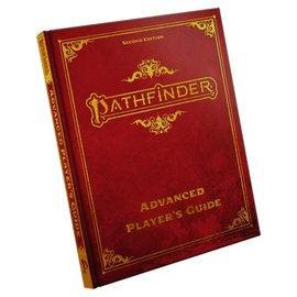 Pathfinder Pathfinder Advanced Player's Guide Hardcover Special Edition