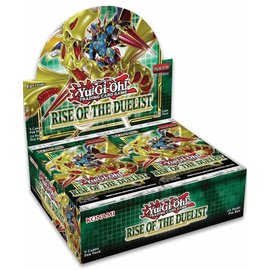 Rise of the Duelist Booster Box (Limit 1 Per Customer)