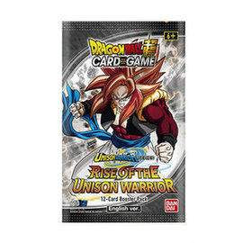 Rise of the Unison Warrior Booster Pack