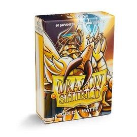 Arcane Tinmen Dragon Shield 60ct Matte Gold Small