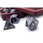 Norse Foundry Hemotite Gemstone Dice