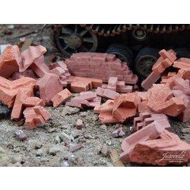 Red Brick Rubble
