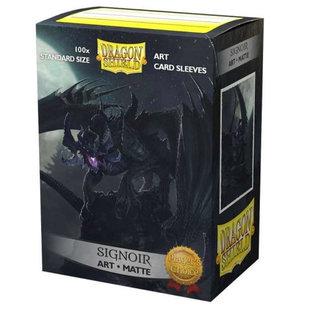 Arcane Tinmen Matte Art Dragon Shield - Signor