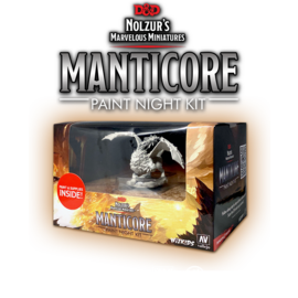 Manticore Paint Night Kit