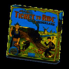 Days of Wonder Ticket to Ride: Nederland Map Collection 4
