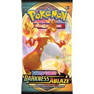 Darkness Ablaze Booster Pack