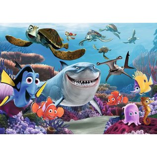 Disney Finding Nemo Smile! Floor Puzzle