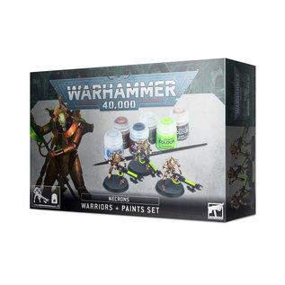 Necron Warriors & Paints Set