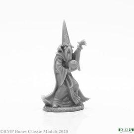Reaper Oman Ruul, Wizard