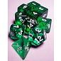 Green Poly 10 Set