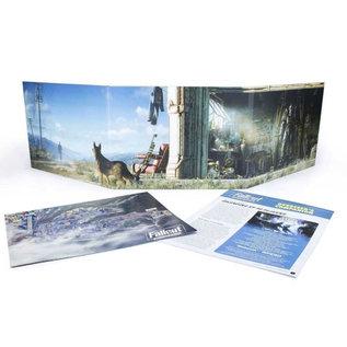 Fallout Wasteland Warfare: Overseer's Game Screen