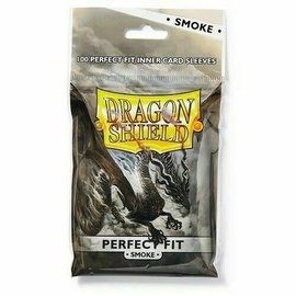 Dragon Shields Perfect Fit: (100) Smoke