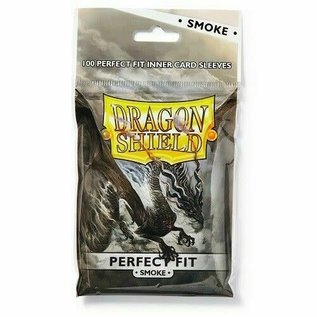 Dragon Shields Perfect Fit: (100) Smoke