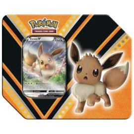 Pokemon V Powers Tin Eevee