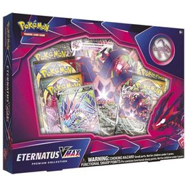Eternatus Vmax Premium Collection