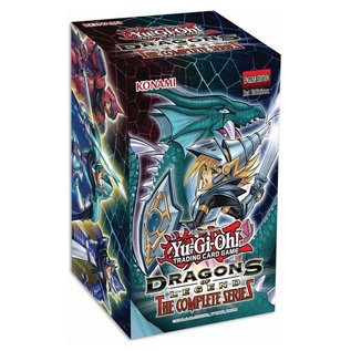 Dragons of Legend Complete Series