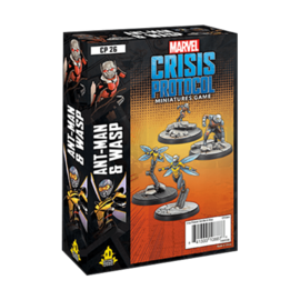 Crisis Protocol Ant-Man and Wasp