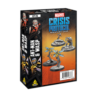Crisis Protocol Ant-Man and Wasp