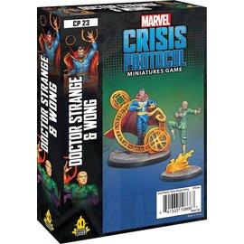 Crisis Protocol Doctor Strange and Wong