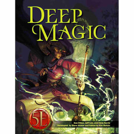 Deep Magic 5E