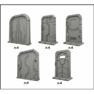 TerrainCrate: Starship Doors