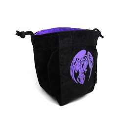 Easy Roller Dice Raven Standing Large Dice Bag