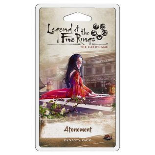 Fantasy Flight Games Legend of the Five Rings: Atonement