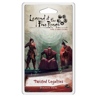 Fantasy Flight Games Legend of the Five Rings: Twisted Loyalties