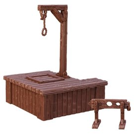 Gallows & Stocks