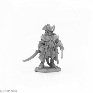 Vax Kreel, Hellborn Pirate