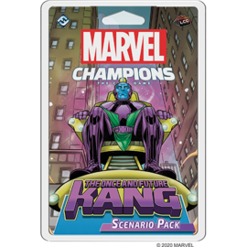 Fantasy Flight Games Marvel Champions: Once and Future Kang Scenario Pack