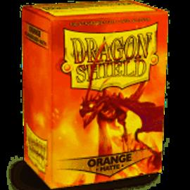Dragon Shield 100 Matte Orange