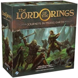Fantasy Flight Games Journeys in Middle-Earth