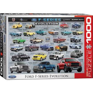 Eurographics Ford F-Series Evolution