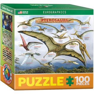 Eurographics Pterosaurs mini