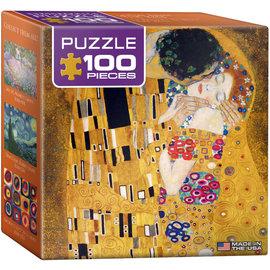 Eurographics The Kiss - Klimt mini