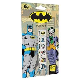 Batman D6 Dice set