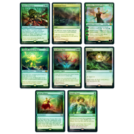Premium Commander Collection: Green (Foil) (12/4/2020)