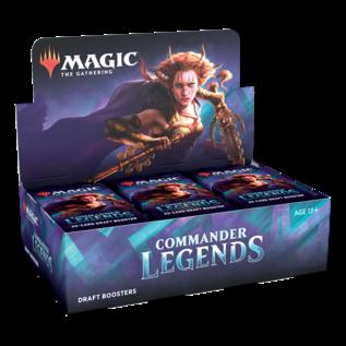 Commander Legends Draft Booster Box