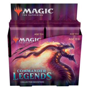 Commander Legends Collector Booster Box (11/20/2020)
